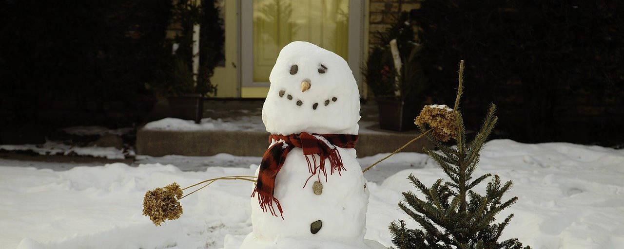 Wissenswertes über Schneemänner …